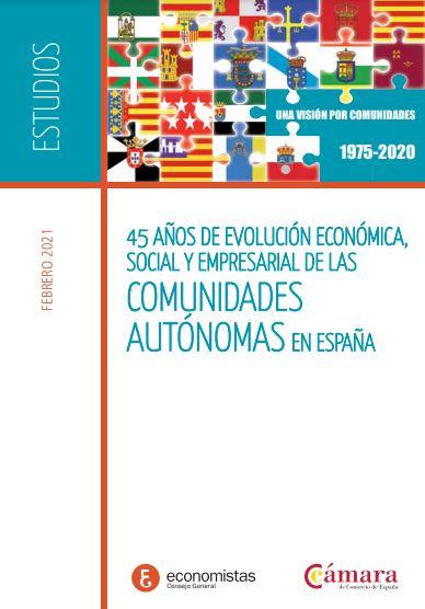 Informe de la Competitividad Regional en España 2019