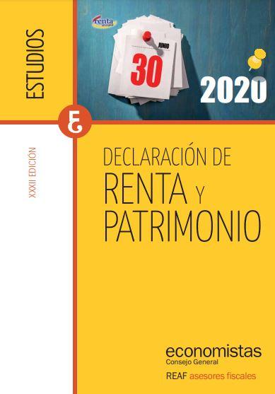 Declaración de renta y patrimonio 2019
